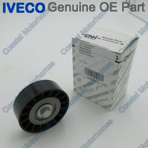 Fits Fiat Ducato Iveco Daily Peugeot Boxer Citroen Relay Pulley Tensioner 504084453