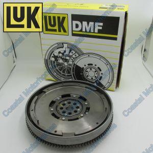 Fits Fiat Ducato Peugeot Boxer Citroen Relay 3.0L DMF Dual Mass Flywheel (06-On)