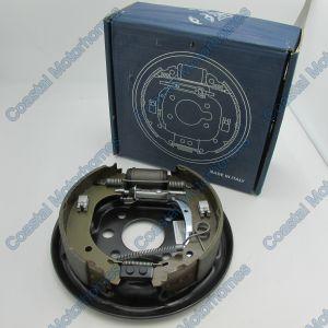 Fits Fiat Ducato Citroen Relay Peugeot Boxer Rear Left Backing Plate Brake Kit 94-06