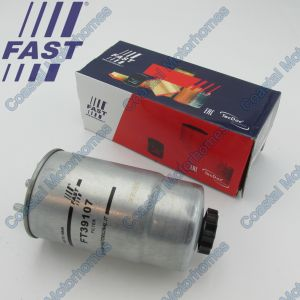 Fits Fiat Ducato Peugeot Boxer Citroen Relay Diesel Fuel Filter (11-On) 77366565