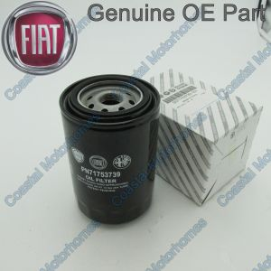 Fits Fiat Ducato Peugeot Boxer Citroen Relay Iveco Daily 3 Oil Filter 2.3 2.8
