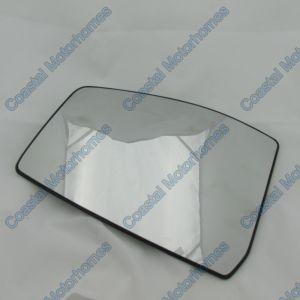 Fits Ford Transit/Tourneo Custom Upper Right Convex Door Mirror Glass 2012 Onwards