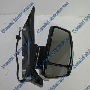 Fits Ford Transit Custom/ Tourneo Custom RHD Right Short Arm Mirror 2012-Onwards