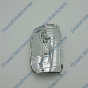 Fits Ford Transit Right Wing Door Mirror Clear Indicator Lens MK8 2014-Onwards
