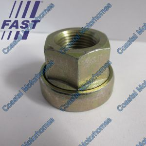 Fits Iveco Daily Single Wheel Nut (1990-Onwards)
