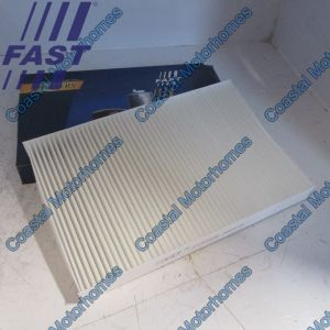 Fits Iveco Daily Interior Air Pollen Cabin Filter (2006-2014)