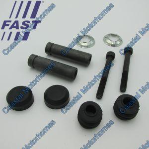 Fits Iveco Daily IV-V-VI Rear Caliper Slider Rebuild Kit (2006-Onwards)