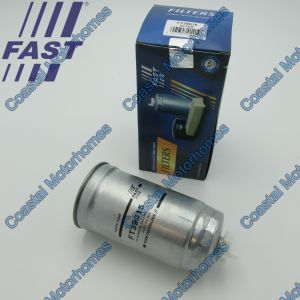Fits Iveco Daily III-IV-V Diesel Fuel Filter (June-2001-2014) 500038748 504018807