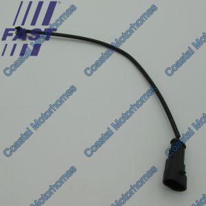 Fits Iveco Daily IV-V-VI Rear Brake Pads Wear Indicator Sensor (2006-Onwards)
