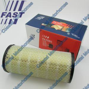 Fits Iveco Daily II-III Air Filter 2.5L/2499cc 2.8L-2798cc (1989-2007)