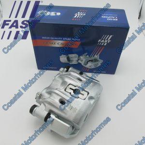Fits Iveco Daily II-III-IV-V-VI Rear Left Brake Caliper 2 Pistons (1990-Onwards)