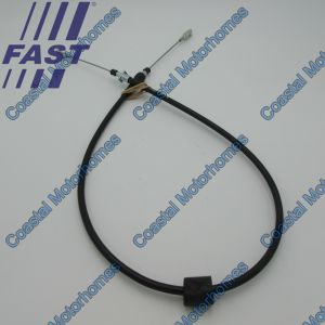 Fits Iveco Daily II-III Rear Hand Brake Cable 1415/1060mm (1989-2007)