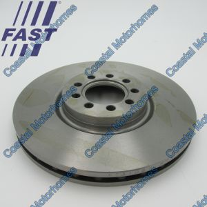 Fits Iveco Daily II-III-IV-V-VI Front Disc Brake Vented (1989-On) 2996121 504121612