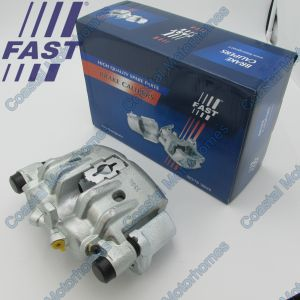 Fits Iveco Daily III 29L-35C-35S-40C Left Front Caliper 42x42 Pistons (1997-2007)