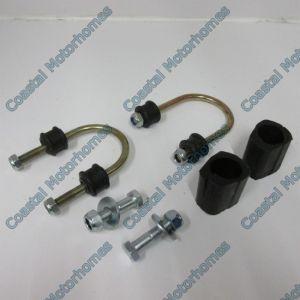 Fits Mercedes Anti Roll Bar Bush Kit 207 307 407 208 308 408 209 309 409 210 310 410