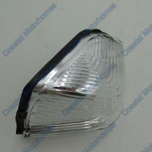 Fits Mercedes Sprinter Volkswagen Crafter Left Clear Mirror Indicator Lens