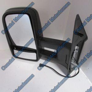 Fits Mercedes Sprinter VW Volkswagen Crafter Manual Long Arm Door Wing Mirror Left