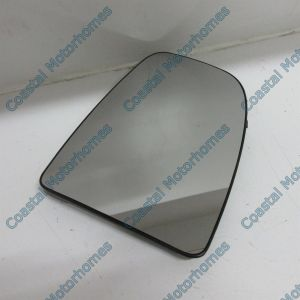 Fits Fiat Ducato Peugeot Boxer Citroen Relay Upper Right Non Heated Mirror Glass 06-On