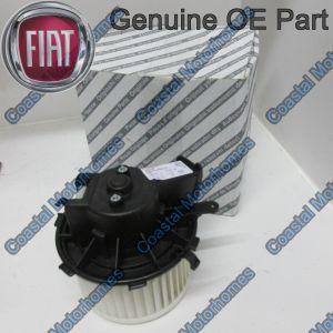Fits Fiat Ducato Peugeot Boxer Citroen Relay RHD Heater Blower Motor Fan 77364250