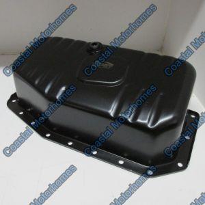 Fits Fiat Ducato Peugeot Boxer Citroen Relay Diesel Oil Sump Pan 2.5 2.8 500323326