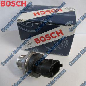 Fits Renault Master II Fuel Pressure Sensor 2.2-2.5 DCI (00-On) 7701068400 0281002907