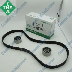 Fits Renault Master Iveco Daily I Fiat Ducato 2.4 2.5 Timing Belt Kit 7701471769