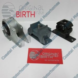 Fits Talbot Express Fiat Ducato 70mm Mount Set Peugeot J5 Citroen C25