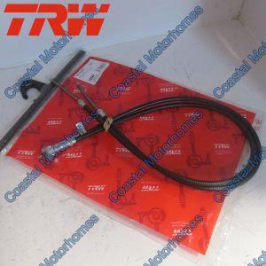 Fits Talbot Express Fiat Ducato Peugeot J5 Citroen C25 Handbrake Cable Rear