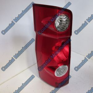 Fits Volkswagen Crafter Rear Back Tail Light Lamp Left (2006-On)