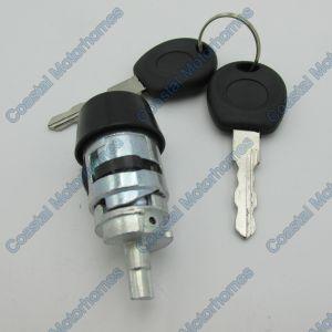 Fits VW Volkswagen T4 Transporter Ignition Barrel Cylinder Keys 1990-2003