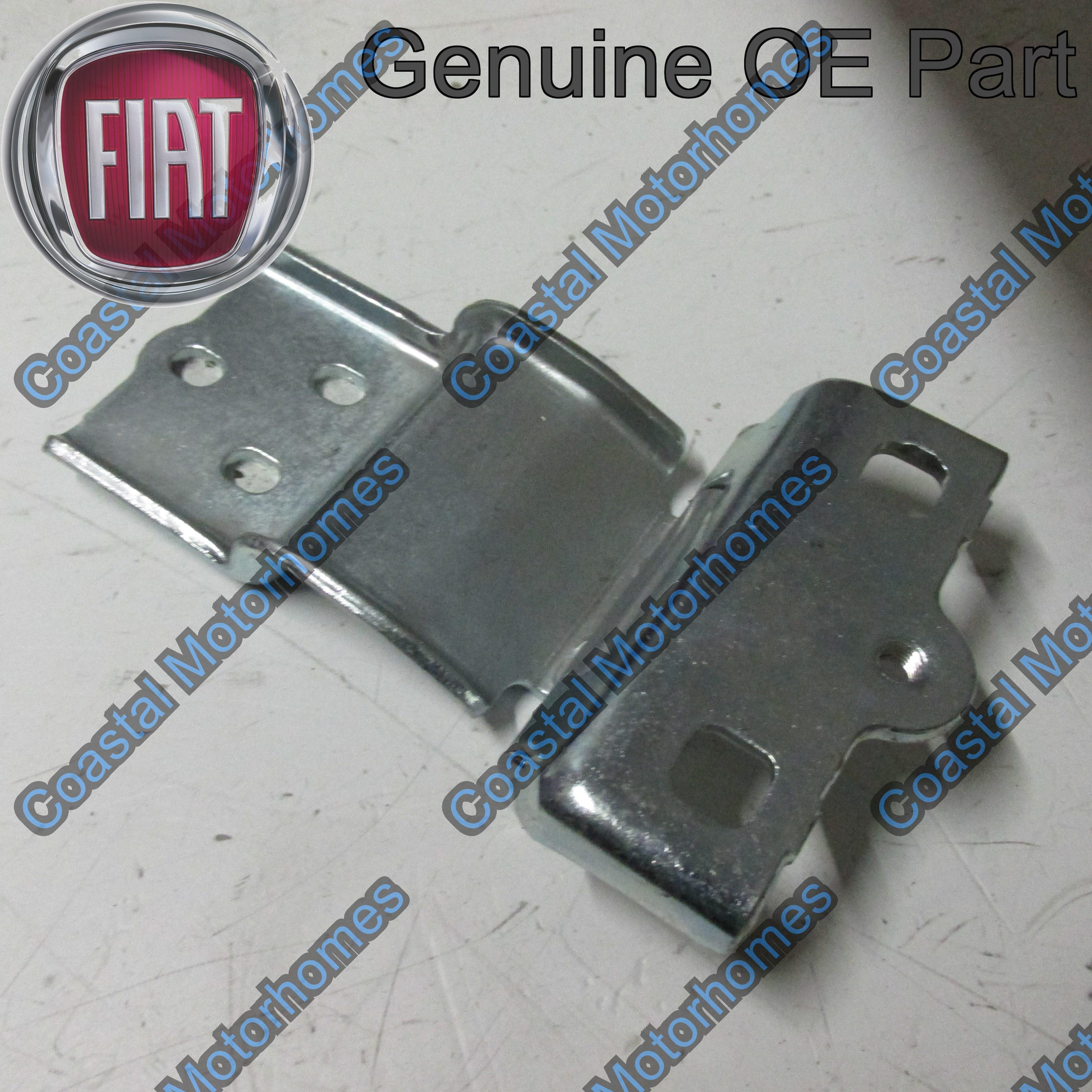Fiat Ducato Peugeot Boxer Citroen Relay Rear Left Bottom