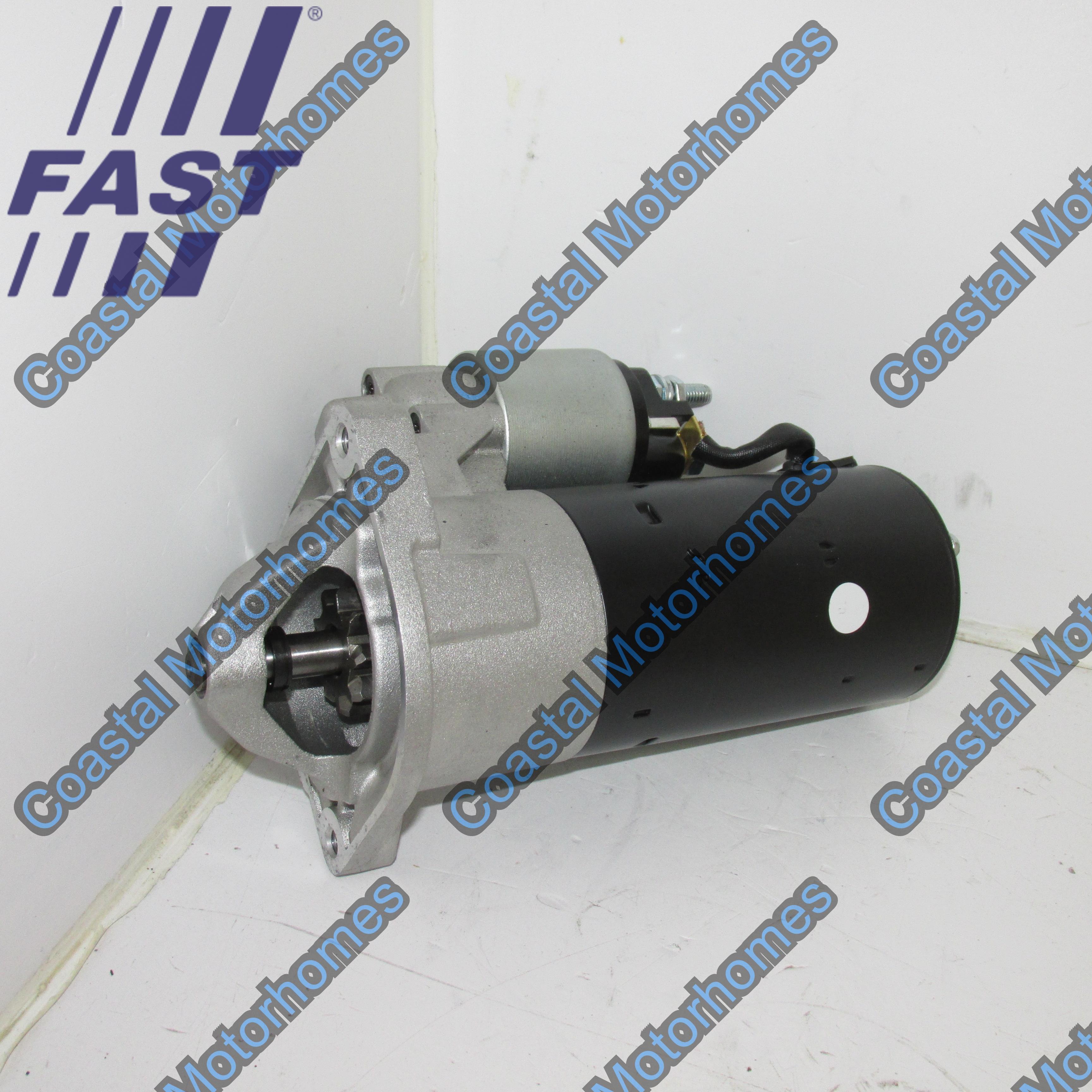 02-06 Fiat Ducato Peugeot Boxer Citroen Relay 2.3 2.8 TD JTD HDI Starter Motor