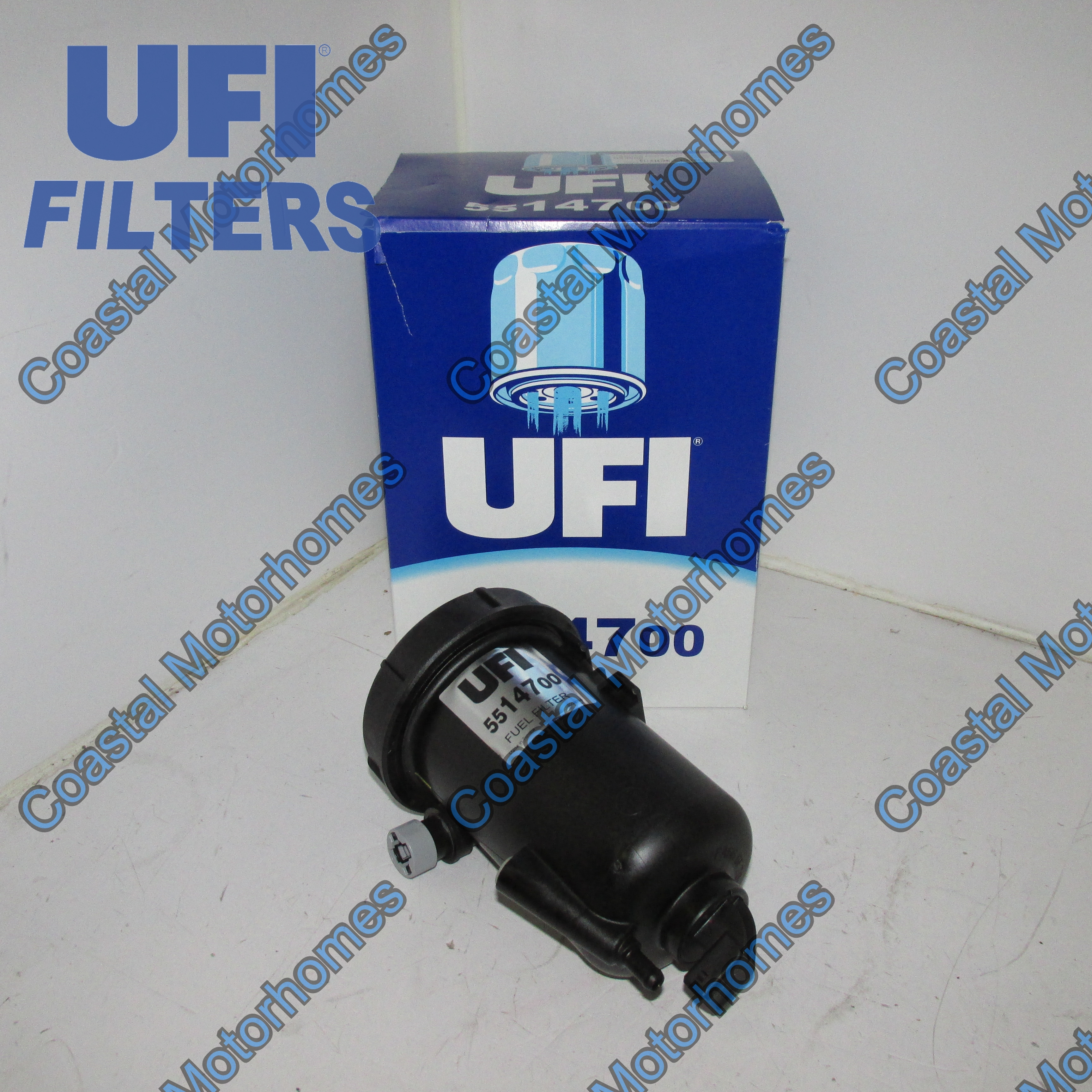 Fits Fiat Ducato 2.2 100 Multijet Genuine Borg /& Beck Fuel Filter