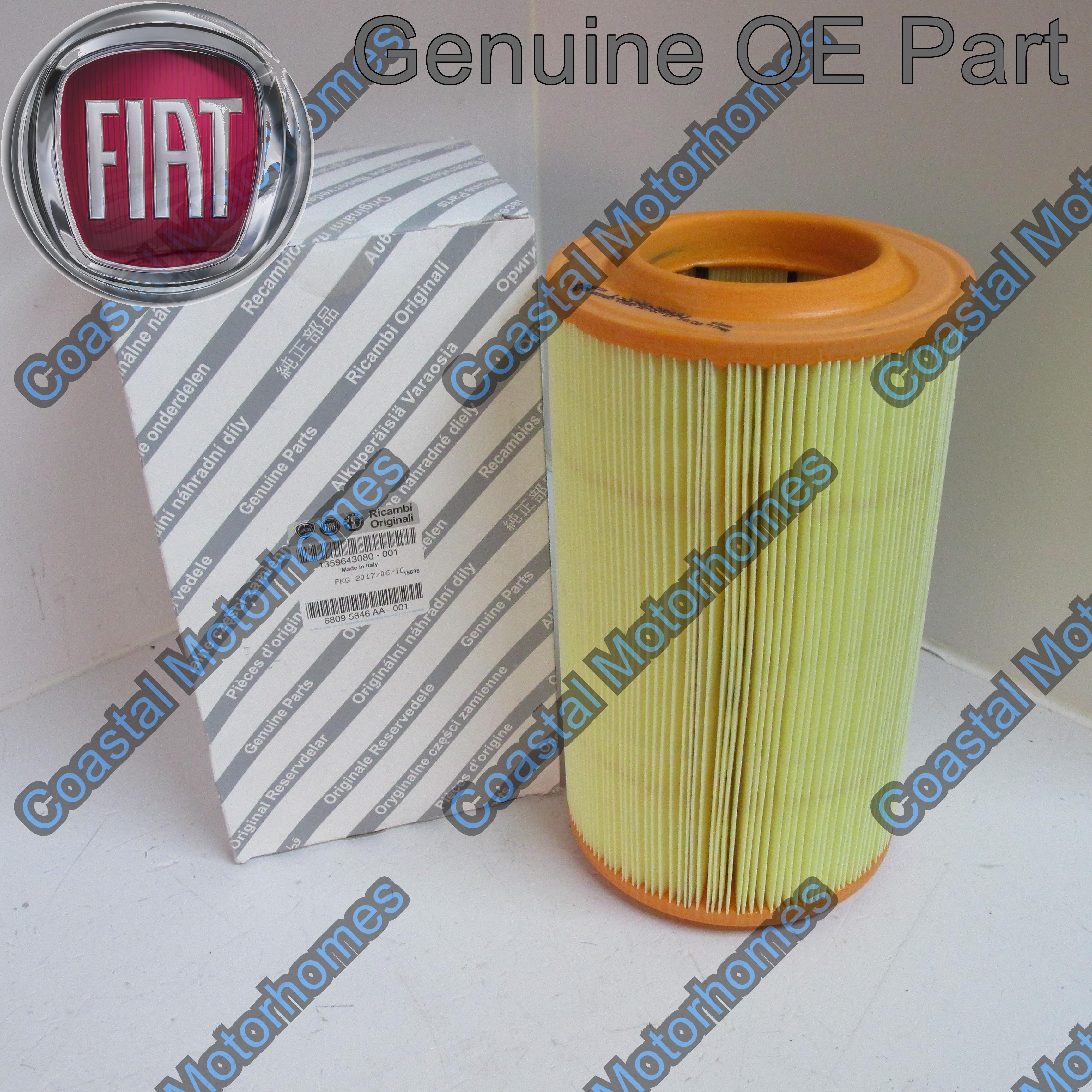 Genuine Peugeot BOXER Citroen RELAY Fiat DUCATO Air Filter 1359643080