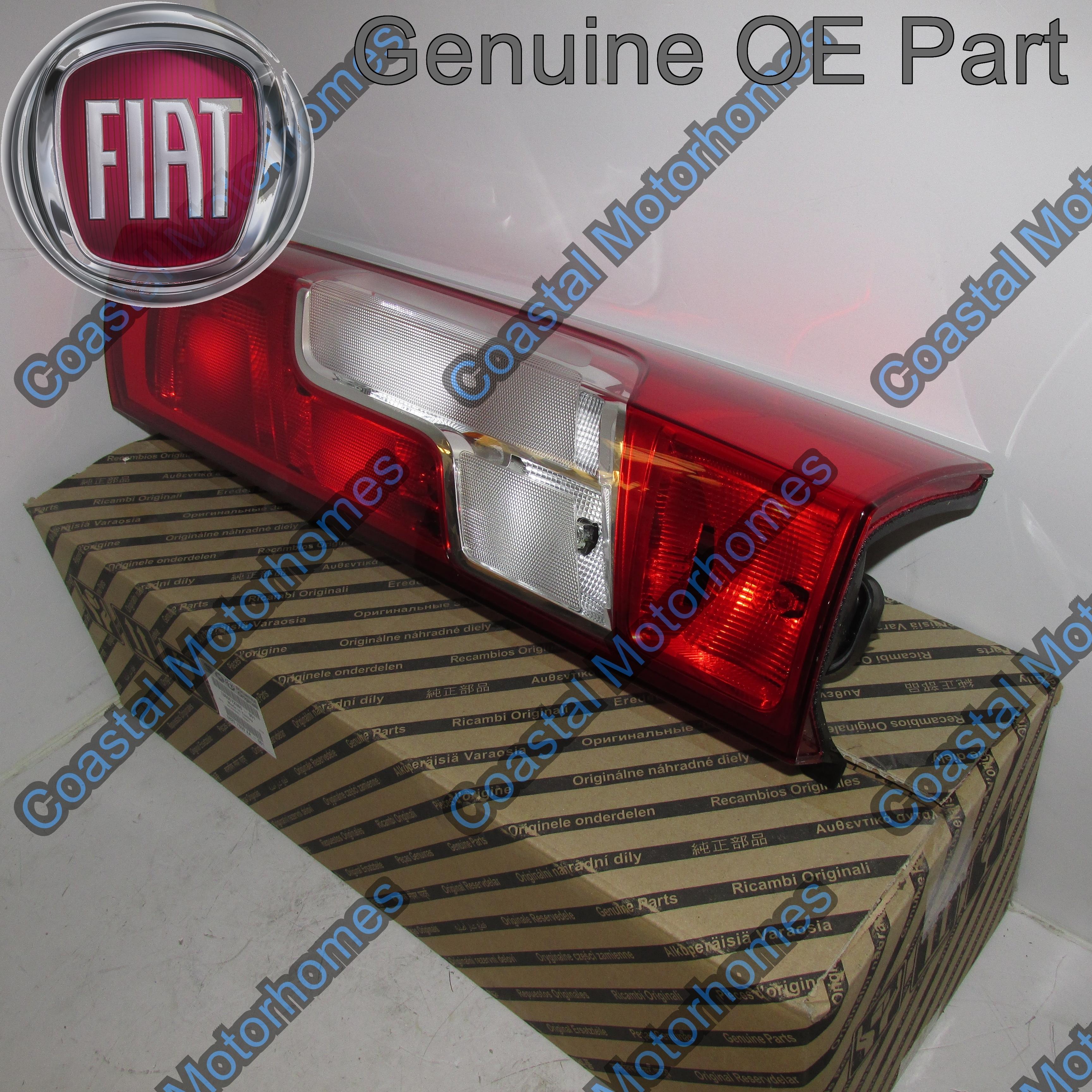 Citreon Relay,Peug Boxer 2014Onward Rear Back Light Driver side O//S Fiat Ducato