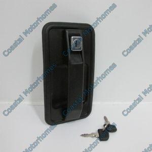 Fits Door Handle Lock And Key New Talbot Express Fiat Ducato Peugeot J5 Citroen C25