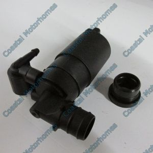Fits Renault Trafic Windscreen Washer Pump (2001-Onwards)