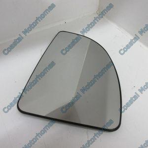 Fits Fiat Ducato Peugeot Boxer Citroen Relay Right Upper Mirror Glass 99-06