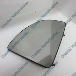 Fits Fiat Ducato Peugeot Boxer Citroen Relay Left Upper Mirror Glass 99-06