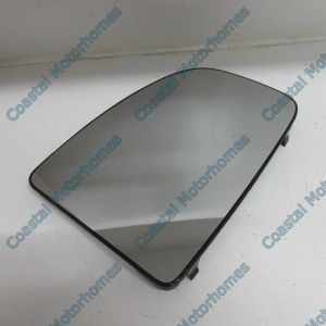 Fits Fiat Ducato Peugeot Boxer Citroen Relay Upper Left Non Heated Mirror Glass 06-On