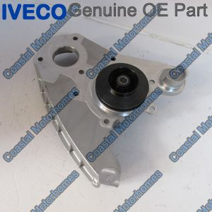 Fits Fiat Ducato Iveco Daily 2.3JTD Water Pump 504033770 504323990 OE