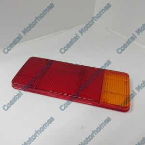 Fits Mercedes T1 Rear Box Light Lens 207 307 407 208 308 408 209 309 409 Fog