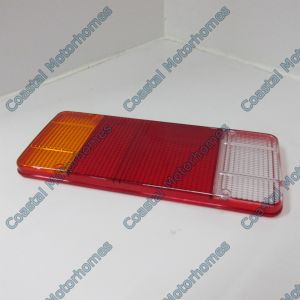 Fits Mercedes T1 Rear Box Light Lens 207 307 407 208 308 408 209 309 409 Reverse