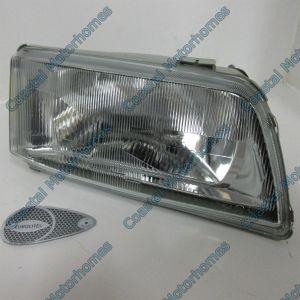 Fits Citroen Relay Peugeot Boxer Fiat Ducato Front LHD Right Headlight Headlamp