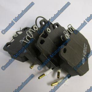 Fits Citroen C15 Front Brake Pads Camper Van Motorhome