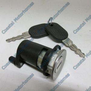 Fits Citroen Relay Fiat Ducato Peugeot Boxer Front Right Rear Door Lock Barrel Keys