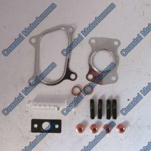Fits Citroen Relay Fiat Ducato Peugeot Boxer 2.0 2.2 Turbocharger Gasket Kit (00-06)
