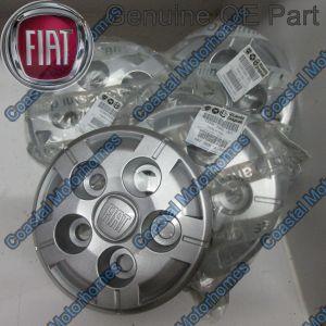 Fits Fiat Ducato Wheel Centre Caps Trims 1358875080