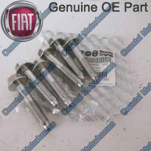 Fits Fiat Ducato Peugeot Boxer Citroen Relay Crossmember Bolts 1313568080