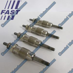 Fits Fiat Ducato Iveco Daily Renault Master Trafic Vauxhall Movano Glow Plugs